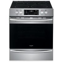 Frigidaire Stainless Steel Convection Range with Air Fry Technology