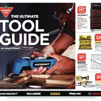 - The Ultimate Tool Guide Flyer