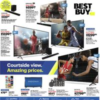 Best Buy - Weekly - Amazing Prices Flyer