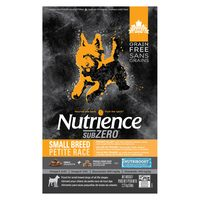 Nutrience Subzero & Nutrience Care Dog Food