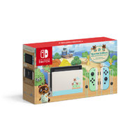 Nintendo Switch Animal Crossing New Horizons Edition Switch