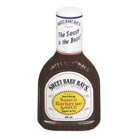 Bull's Eye Or Sweet Baby Ray Barbecue Sauce