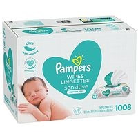 Huggies or Pampers Wipes