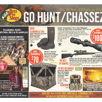 Bass Pro Shops - Go Hunt Flyer