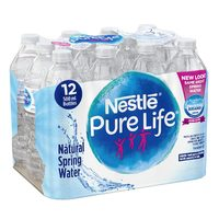 Nestle Pure Life Spring Water Pack