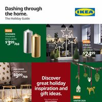 IKEA - The Holiday Guide - Dashing Through The Home Flyer