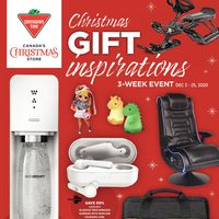Canadian Tire - Christmas Gift Inspirations Flyer