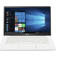 "LG Gram 14"" Ultra-Light Laptop With Intel Core I5 Intel Iris Plus Graphics In White"
