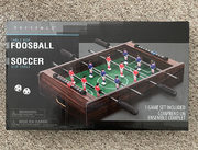 YMMV HOT Table Top Foosball and Hover Hockey games $0.02 (Reg $19.98)