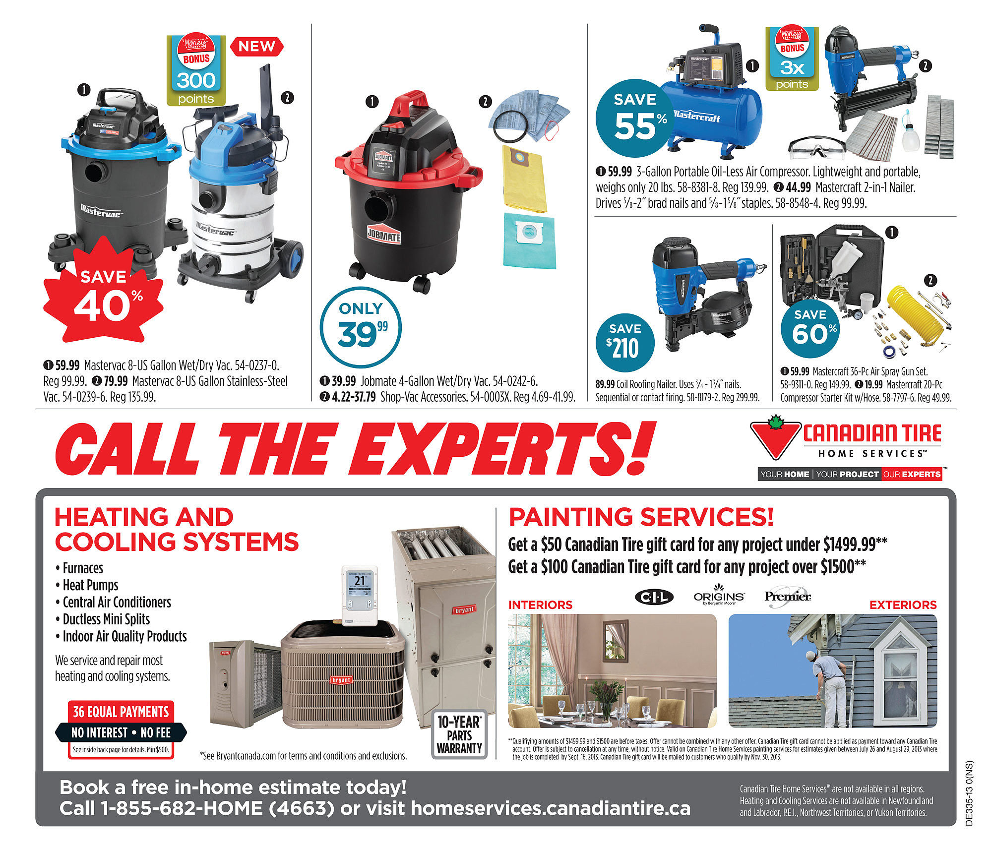 Canadian Tire Weekly Flyer Aug 22 29 Air Pressor Mag Ic Starter Wiring Diagram On Champion Compressor