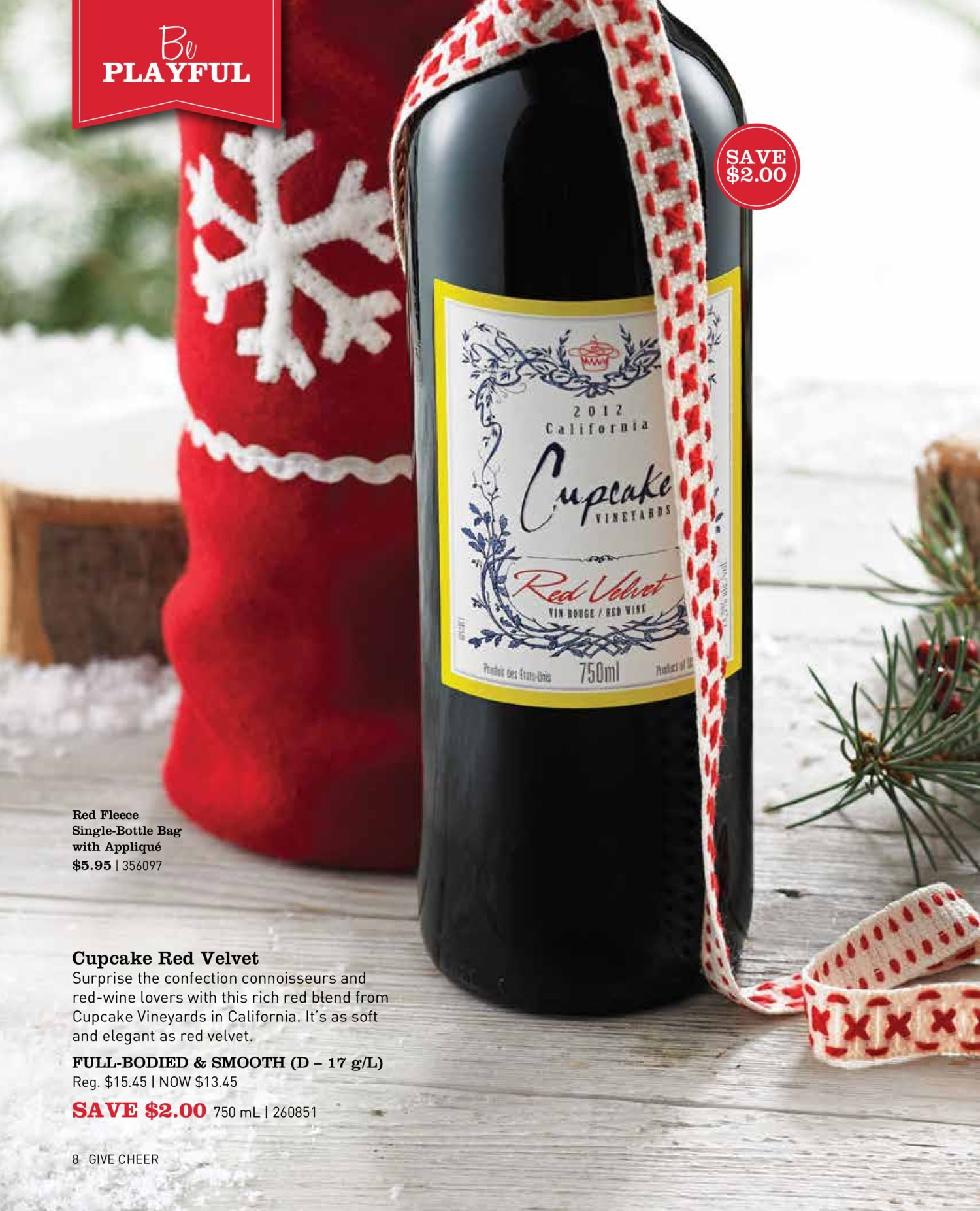 Lcbo Weekly Flyer Give Cheer With Unforgettable Gifts Dec 9 Jan 5 Redflagdeals Com