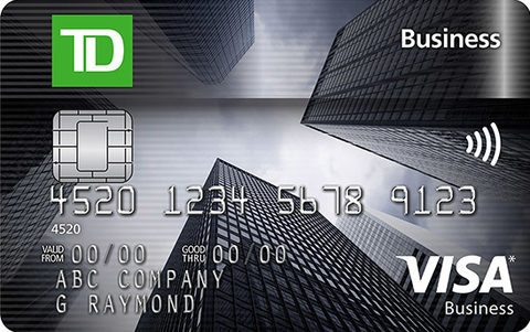TD Business VISA® Card