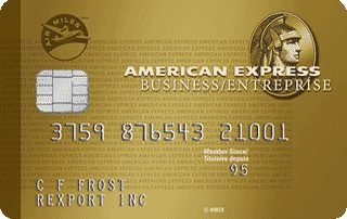 Compare best business credit cards in canada redflagdeals credit cards american express air miles gold business card reheart Image collections