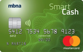 Compare best mbna credit cards in canada redflagdeals credit cards mbna smart cash platinum plus mastercard reheart Gallery