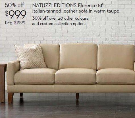 natuzzi florence leather sofa conceptstructuresllc com