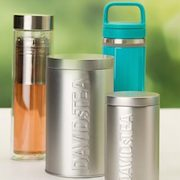 DavidsTea: Save on Your Next Tea Purchase when You Bring Your Own Tea Tin and Travel Mug
