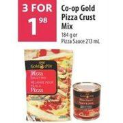 Calgary Coop Co Op Gold Pizza Crust Mix Redflagdealscom