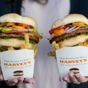 Harvey's Coupon: Premium 2 Can Dine for $12.99 (Through July 23)