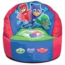 Toys R Us Bean Bag Chairs PJ Masks
