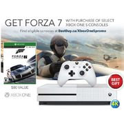 Free Forza 7 w/ Purchase of Select Xbox One S Consoles