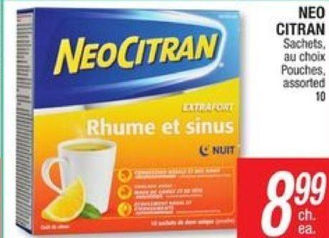 d78584cc26 Jean Coutu  Neo Citran Pouches - RedFlagDeals.com