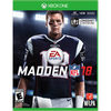 Madden NFL 18 (Xbox One) - $49.99 ($30.00 off)