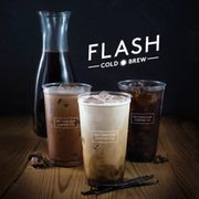 Second Cup Flash Friday: Get Any Medium Flash Cold Brew for $2.50 Every Friday Until August 24