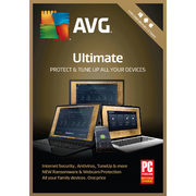 AVG Ultimate 2018 - Unlimited Users - 2 Years - $39.99 ($50.00 off)