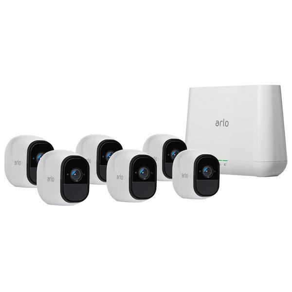 5a516ff32 Best Buy Arlo Pro Wireless Security System with 6 HD Cameras -  999.99  ( 300.00 off) Arlo Pro Wireless Security System with 6 HD Cameras