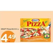 Kraft Pizza Kit - $4.49