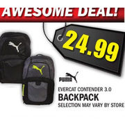 Puma Evercat Contender 3.0 Backpack - $24.99