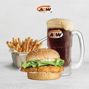 A&W Coupons: Sausage & Egger Sandwich for $2.99, Mama Burger for $2.49, 2 A&W Rootbeer Floats for $3.99 + More!