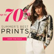 Le Chateau: Up to 70% off Summer's Best Prints