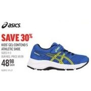 Asics Kids Gel Contends Athletic Shoe - $48.98 (30% off)