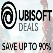 Fanatical: Up to 90% off Ubisoft Deals