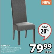 Bakkely Dining Chair - $79.99 (20% off)