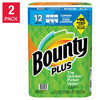 Bounty Plus Paper Towels - $17.99 ($4.80 off)