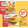 Janes Pub Style Chicken Nuggets, Burgers Or Popcorn Chicken  - $5.99