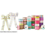 Easter Ribbon & Bows By Celebrate It - BOGO Free