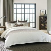 Kenneth Cole Reaction Home Etched Duvet Cover In Ivory - $249.99 - $249.99
