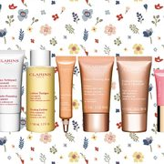 Clarins: Get a Free 6-Piece Gift Set With Any $100 Purchase!