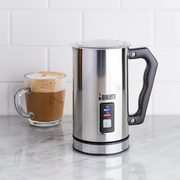 Kitchen Stuff Plus Red Hot Deals: Bialetti One Touch Electric Milk Frother $40, Black + Decker Kitchen Tools Blender $50 & More!