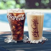 McDonald's Summer Drink Days 2020: Get Any Size Fountain Drink or McCafé Iced Coffee for $1.00 + More