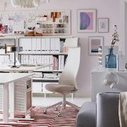 IKEA New Lower Prices: SYMFONISK Lamp with Wi-Fi Speaker $229, MALM Desk $179, JÄRVFJÄLLET Office Chair $169 + More
