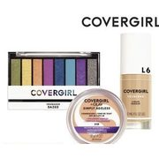 Covergirl 4-Kit or Trunaked Eyeshadow or Simply Ageless, Trublend or Outlast Foundation - $12.99 (Up to $9.00 off)