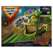 Monster Jam Playset With 1:64 Diecast Truck Set - $9.97 ($20.00 off)