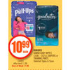 Huggies Jumbo Baby Wipes, Diapers Or Training Pants - $10.99