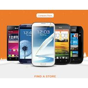 Wind Mobile: Unlimited Wish Plans Starting at $25 for Unlimited Local Talk, Global Text & 100MB Data