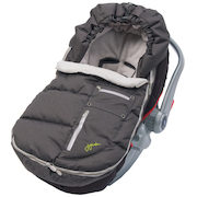 JJ Cole Arctic Infant Bundleme  - Charcoal - $64.99 (46% off)